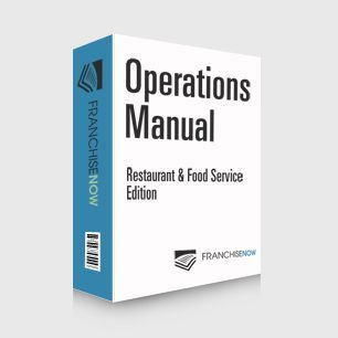 Restaurant food edition for Franchise manual template free